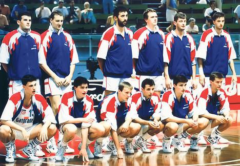 Eurobasket 1991: Η τελευταία παράσταση της ενωμένης Γιουγκοσλαβίας