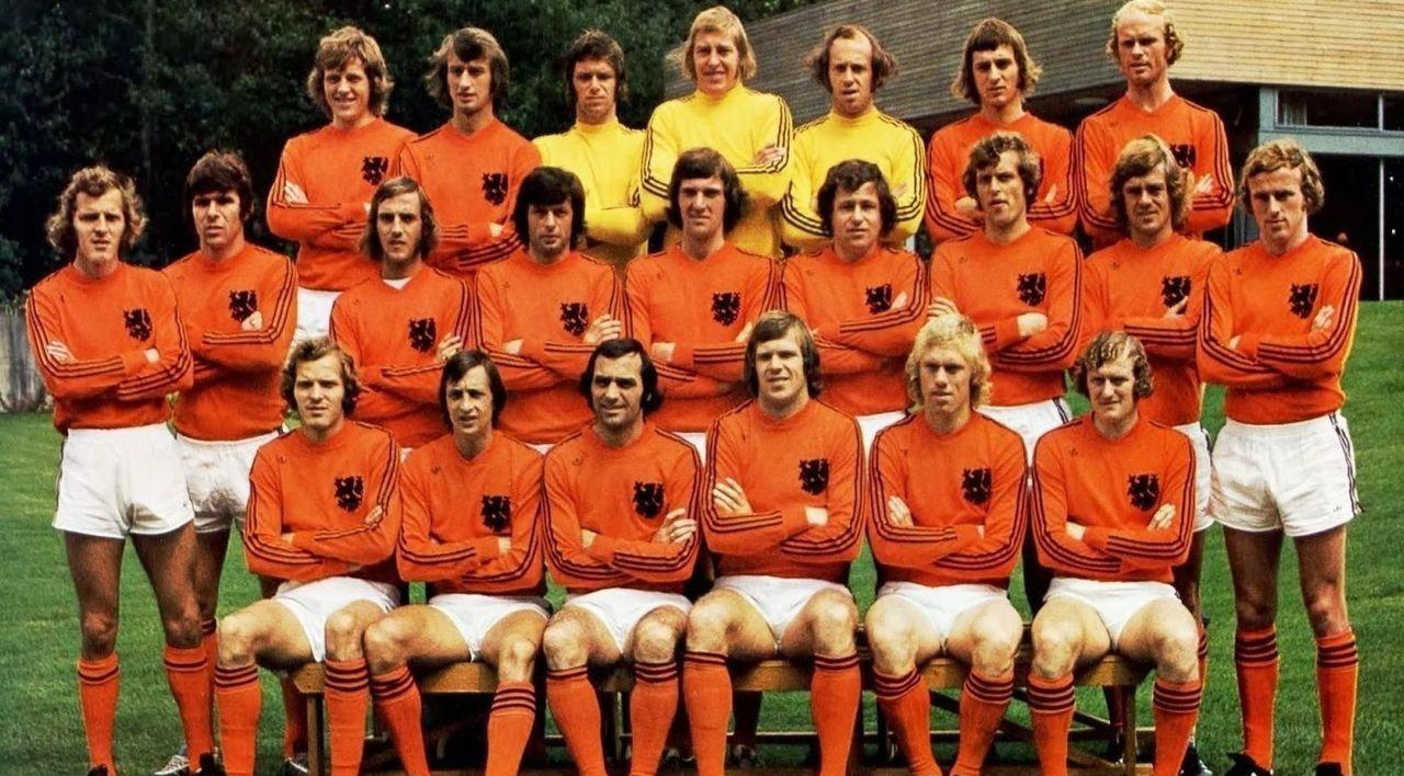 Ολλανδία 1974-1978: Η καλύτερη ομάδα που δεν κέρδισε τίποτα ...