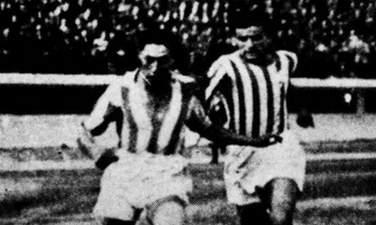 Παναθηναϊκός-Ολυμπιακός στα 40s: Το 5-2 που έγινε 2-5
